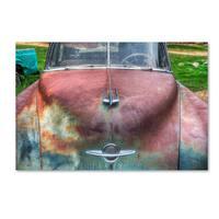 Bob Rouse 'Rusty Olds' Canvas Art