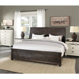 Emerald Home Mountain Retreat Panel Bed Kit