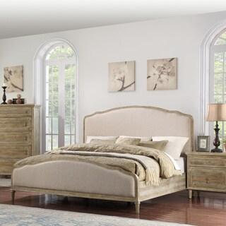 Copper Grove Hollabrunn Sandstone Upholstered Bed Set