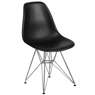 Plastic Side Chair/Chrome Base|https://ak1.ostkcdn.com/images/products/18048774/P24213493.jpg?impolicy=medium
