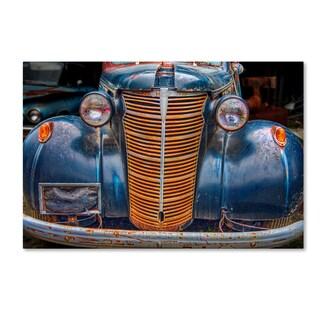 Bob Rouse '38 Chevy Master Deluxe Sedan' Canvas Art