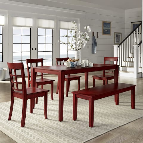 Buy Red Kitchen & Dining Room Sets Online at Overstock.com | Our ...