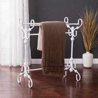 Harper Blvd Everton Blanket Rack - White