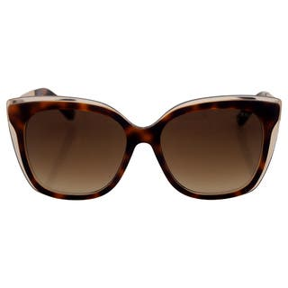 Jimmy Choo Octavia/S 19WJD Women's Havana Frame Nude Lens Sunglasses|https://ak1.ostkcdn.com/images/products/18049103/P24213803.jpg?impolicy=medium
