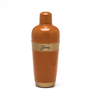 Fiesta Copper Accents 24 Ounce Cocktail Shaker