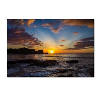 Robert Harding Picture Library 'Sunset 2' Canvas Art