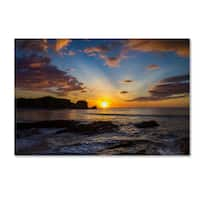 Robert Harding Picture Library 'Sunset 2' Canvas Art