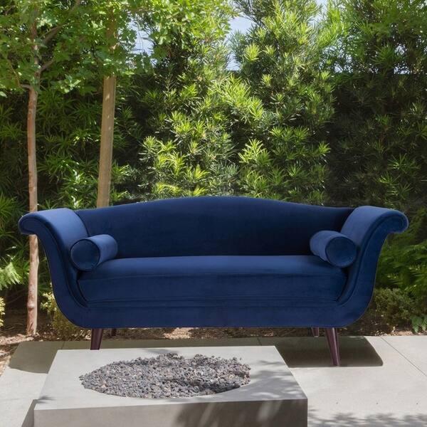 Wondrous Shop Jennifer Taylor Charlotte Camelback Settee 70Lx29 5 Evergreenethics Interior Chair Design Evergreenethicsorg
