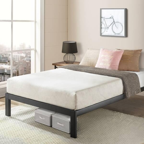 sale retailer 8f063 a5b73 Shop King Size Bed Frame Heavy Duty Steel Slats Platform ...