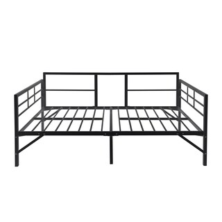 Easy Set-up Daybed, Sturdy and Durable Steel Slats