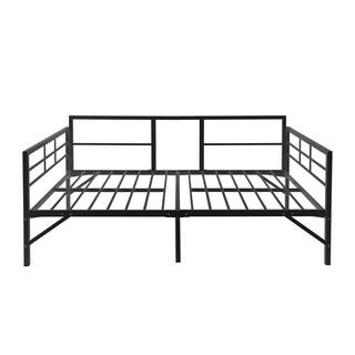 Easy Set-up Daybed, Sturdy and Durable Steel Slats|https://ak1.ostkcdn.com/images/products/18049195/P24213856.jpg?impolicy=medium