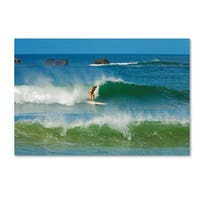 Robert Harding Picture Library 'Surfing 3' Canvas Art