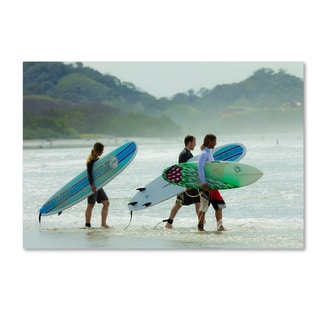 Robert Harding Picture Library 'Surfing 1' Canvas Art