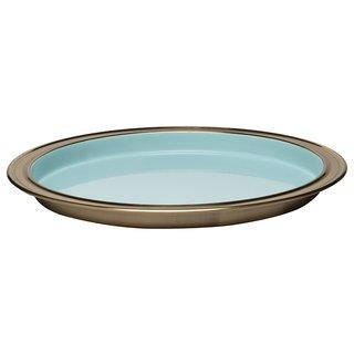 Fiesta Barware Tray with Copper Accent