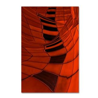 Gilbert Claes 'Carenza' Canvas Art