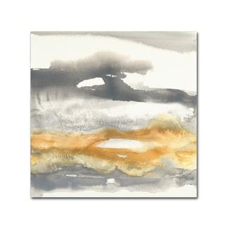 Chris Paschke 'Any Direction II' Canvas Art