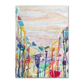 Lauren Moss 'Dumont' Canvas Art