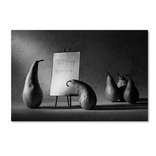 Victoria Ivanova 'The Fmark' Canvas Art