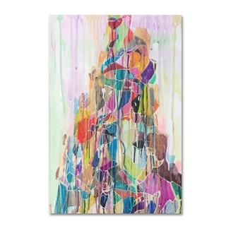 Lauren Moss 'Manaslu' Canvas Art