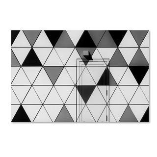 Gerard Jonkman 'The Door Without Handle' Canvas Art