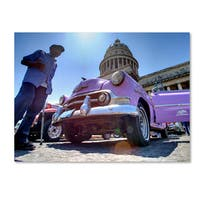 Robert Harding Picture Library 'Old Car' Canvas Art