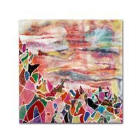 Lauren Moss 'Lautaro' Canvas Art