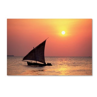 Robert Harding Picture Library 'Boats 4' Canvas Art