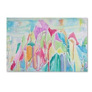 Lauren Moss 'Uplifting' Canvas Art