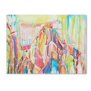 Lauren Moss 'Sedona' Canvas Art