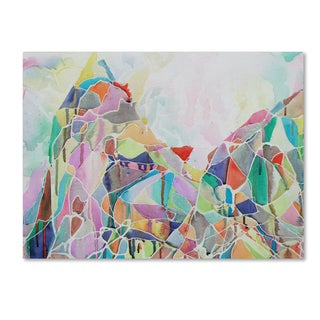 Lauren Moss 'Mount Sidley' Canvas Art