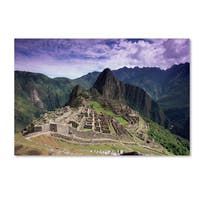 Robert Harding Picture Library 'Macho Picul' Canvas Art
