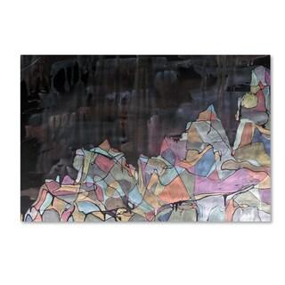 Lauren Moss 'Galdhopiggen' Canvas Art