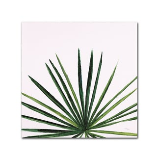 Wellington Studio 'Statement Palms III' Canvas Art