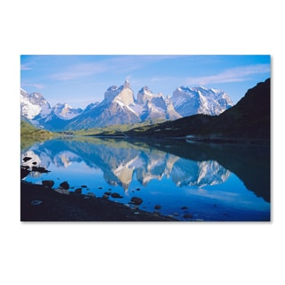 Robert Harding Picture Library 'Mountain Landscape 2' Canvas Art