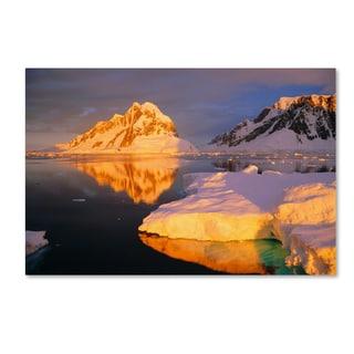 Robert Harding Picture Library 'Mountain Landscape 1' Canvas Art