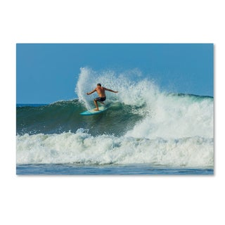Robert Harding Picture Library 'Surfing 5' Canvas Art