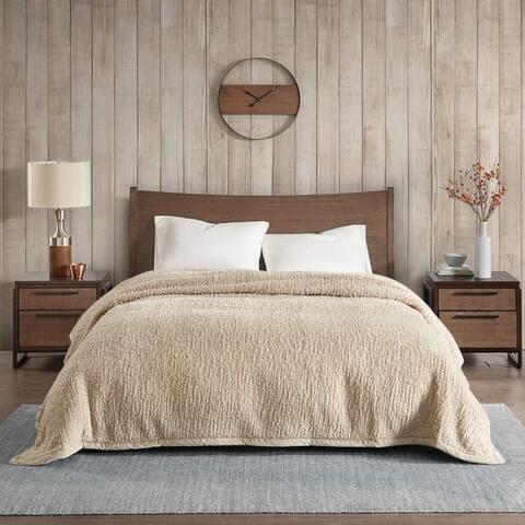 Woolrich Burlington Soild Berber Blanket