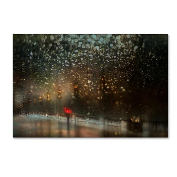 Sol Marrades 'Le Pont Alexandre Iii' Canvas Art