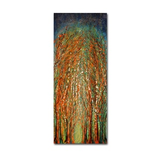 Michelle Faber 'The Wildwood Forest' Canvas Art