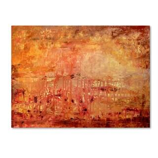 Natasha Wescoat 'Unity' Canvas Art