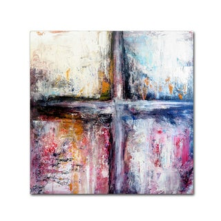 Natasha Wescoat 'Symbiotic' Canvas Art