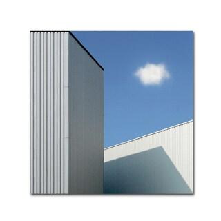 Henk Van Maastricht 'Cloud' Canvas Art