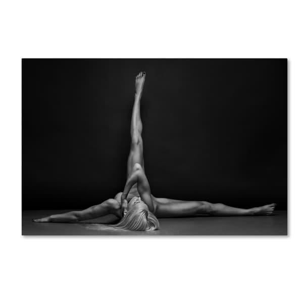 Anton Belovodchenko 'Bodyscape' Canvas Art