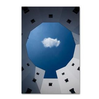 Sobul 'Cloud' Canvas Art