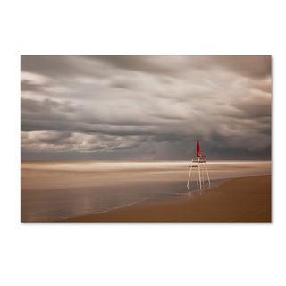 Massimo Della Latta 'Red' Canvas Art