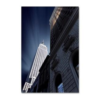 Sebastien Del Grosso 'Skyscraper' Canvas Art