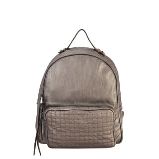 Rimen & Co. Quilt with Stud Pattern Front Pocket Chic Backpack|https://ak1.ostkcdn.com/images/products/18052767/P24217100.jpg?impolicy=medium