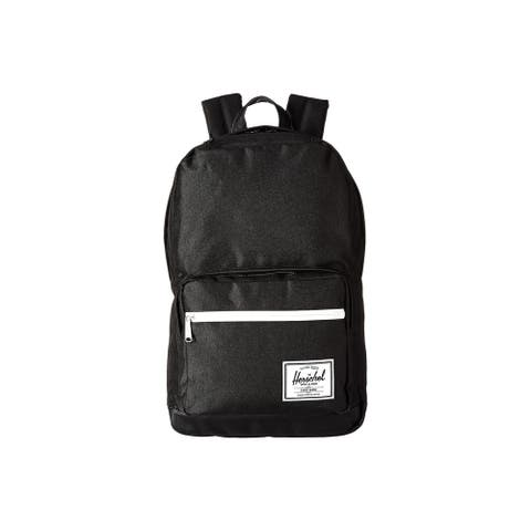 Herschel 10011-00535: Pop Quiz Backpack Unisex Black/Black