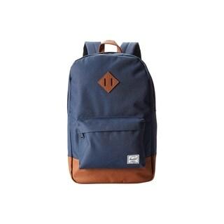 Herschel Heritage Laptop Backpack - Navy/Tan