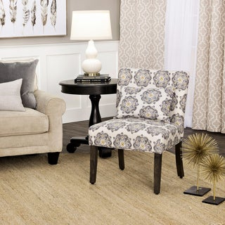 Porch & Den Los Feliz Clarissa Accent Chair with Pillow